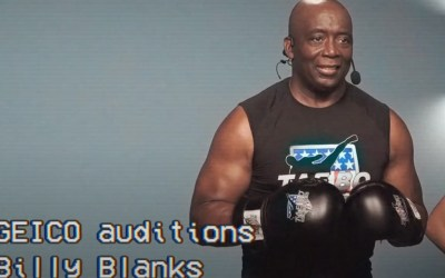 AdWatch: GEICO | GEICO Claims Audition – Billy Blanks