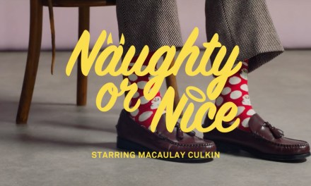 AdWatch: Happy Socks | Naughty or Nice Holiday Gifts