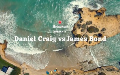 AdWatch: Heineken | Daniel Craig vs James Bond