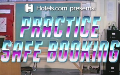 AdWatch: Hotels.com | Pleasure of Booking