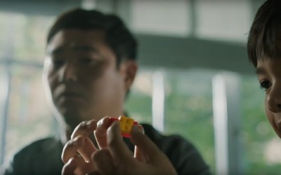 AdWatch: LEGO | This Is Not A Brick. It's Their Wildest Wishes.