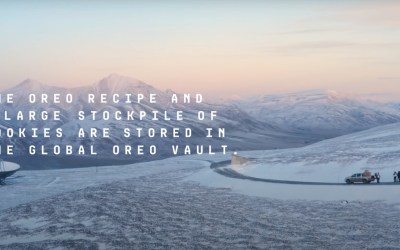 AdWatch: Oreo | Global Oreo Vault