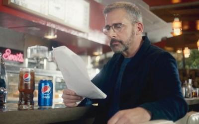 AdWatch: Pepsi | Steve Carell's Decision