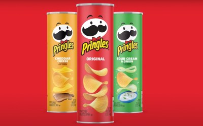 AdWatch: Pringles | The All New Mr. P