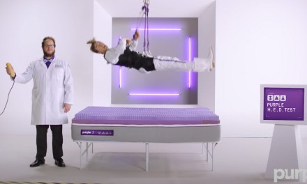 AdWatch: Purple | Does Your Mattress Pass The Human Egg Drop Test