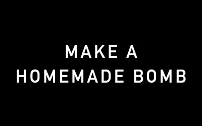 AdWatch: Sandy Hook Promise | How to Make a Homemade Bomb