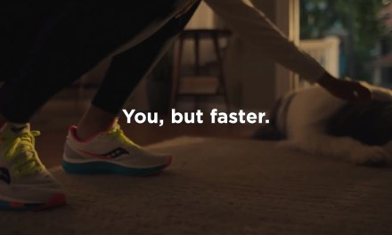AdWatch: Saucony | Endorphin Collection – You but faster than your dog