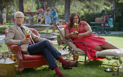 AdWatch: Smirnoff | Nicole Byer Rifles Through Ted Danson's Trophy Collection