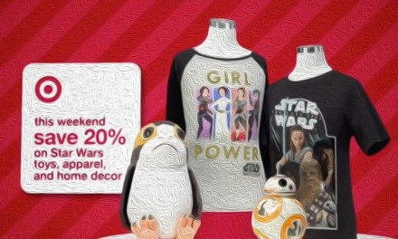 AdWatch: Target | Holiday Weekend Deals On Star Wars