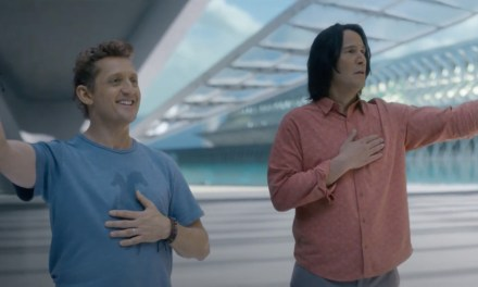AdWatch: Orion Pictures   Bill & Ted Face The Music