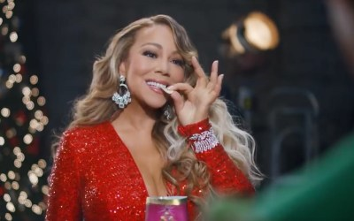 AdWatch: Walkers Crisps | All Mariah Carey Wants This Christmas