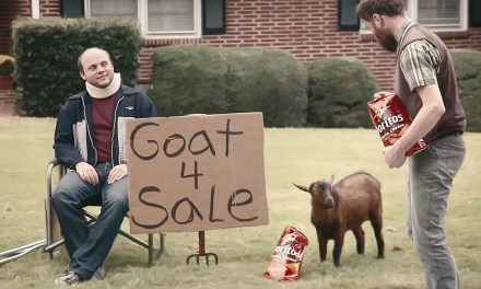 AdWatch: Doritos | Goat 4 Sale