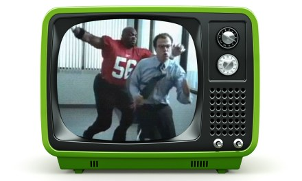 AdWatch: Reebok | Terry Tate, Office Linebacker