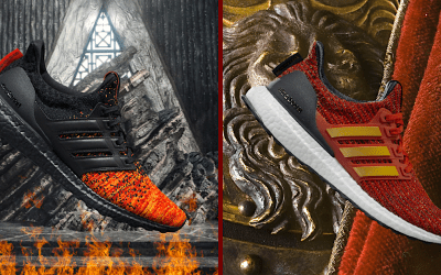Adidas Sits on the Iron Throne of Footwear with GoT Collection