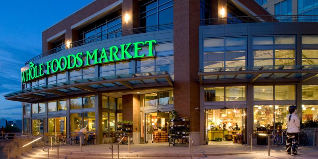 Amazon Devours Whole Foods