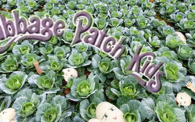Our Favorite Toy Crazes: Cabbage Patch Kids Birthed New Tactics in 1983