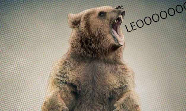 Leonardo DiCaprio bests a bear to snag his first Oscar