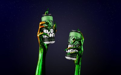 Bud Light Brews Beer for Martians!