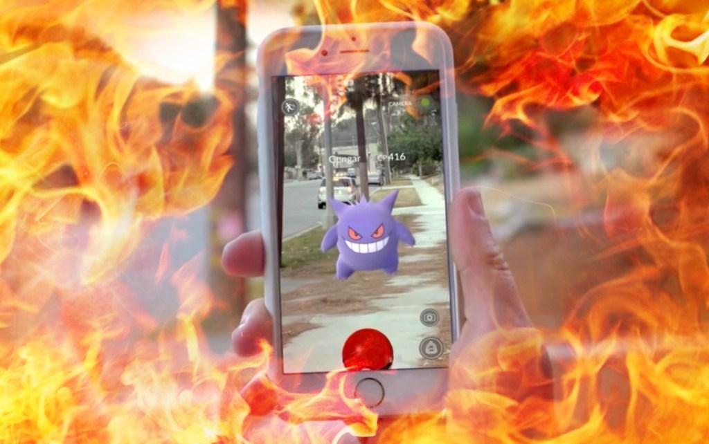 Burning Questions – Pokemon Go