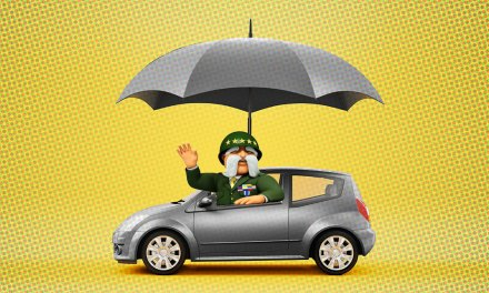 The General Auto Insurance Tries to Shift Brand Perception