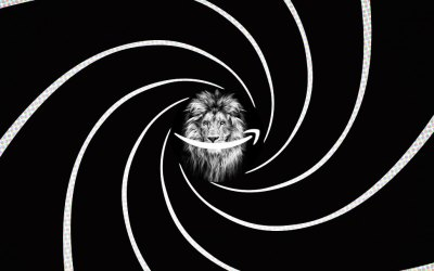 For Your Eyes Only: Amazon Buys MGM and James Bond