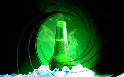 James Bond and Heineken – Creating Tension with Stillness