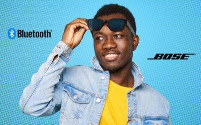 Bluetooth's future is so bright it's gotta wear shades