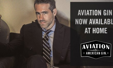 Aviation Gin Intends to Win with Ryan Reynolds