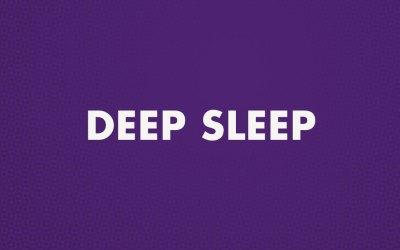 Getting Deep Sleep with Purple