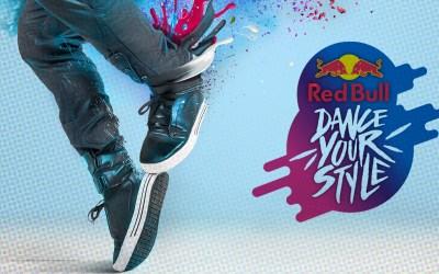 Red Bull Challenges Dancers on TikTok