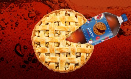 Pepsi Apple Pie Flavor is Baked into its Seasonal Soda Promo