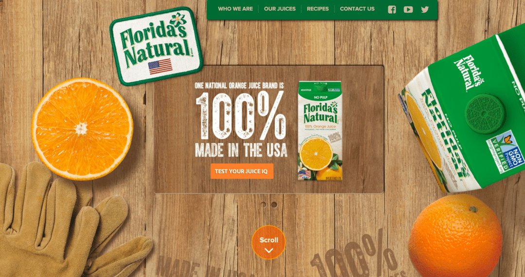 Florida's Natural Website