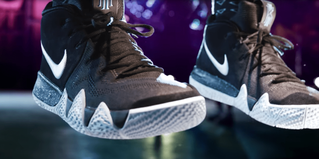Kyrie Levitates in Nike Find Your Groove Ad