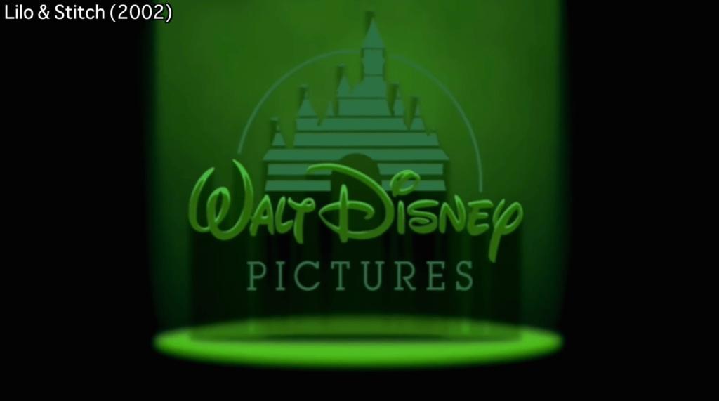 Lilo & Stitch Disney Logo