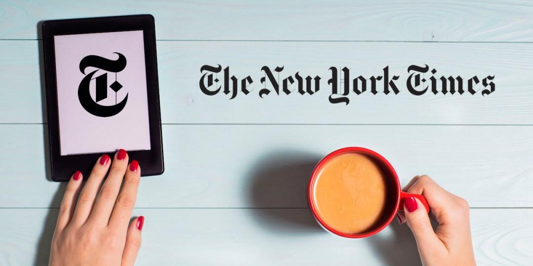 New York Times Digital Subscription Growth