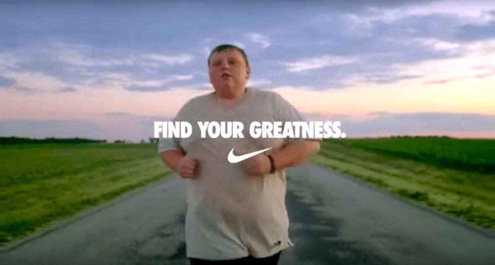 Nike Find Your Greatness Commercial
