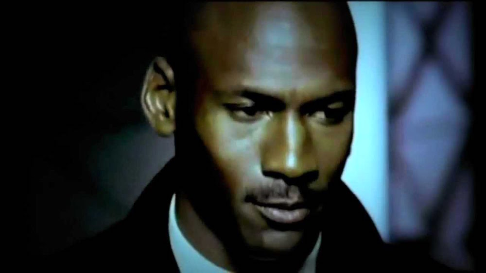 Nike Jordan Failure Commercial