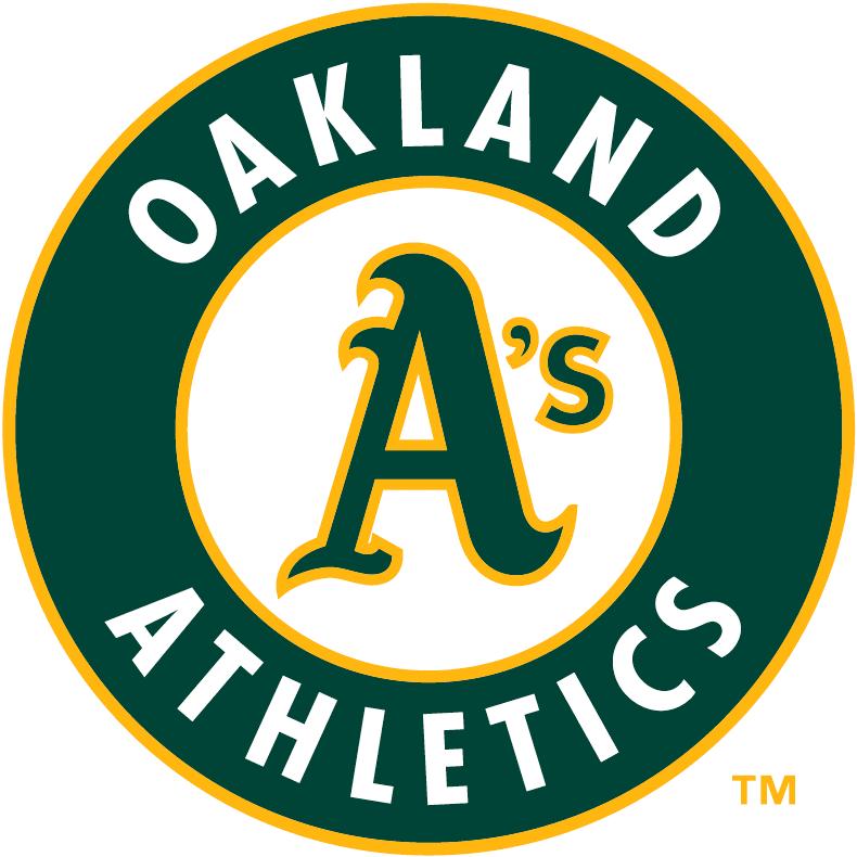 Oakland As Logo