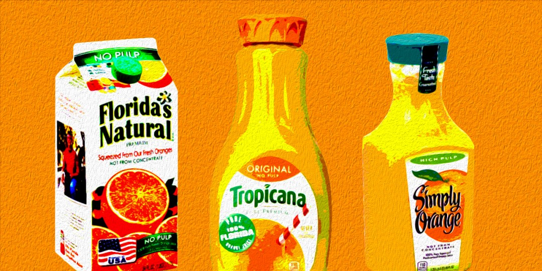 Orange Juice Brand Showdown