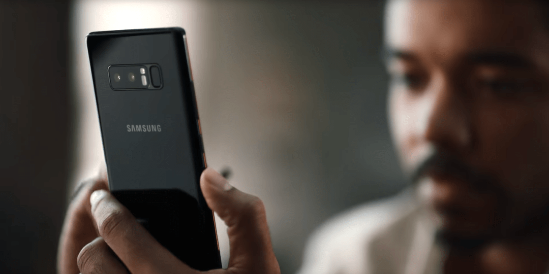 Growing Up Means Growing Out of iPhone in New Samsung Ad