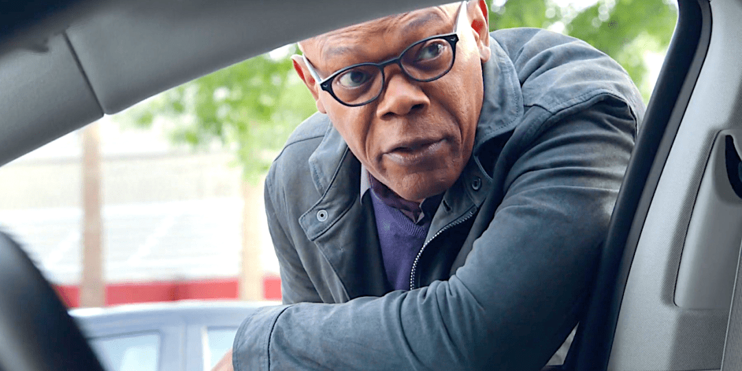 Samuel L. Jackson Capital One Spokesman