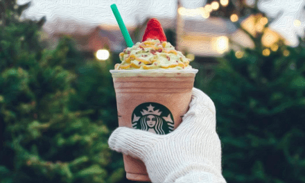 Starbucks Serves Up a Christmas Tree in a Cup