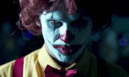 BK Haunts McDonald's with Scary Clown Night