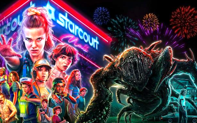 Stranger Things 3 Turns Summer Marketing Upside Down