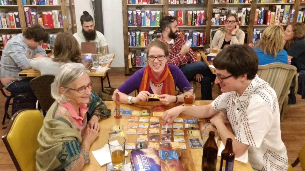 Tabletop Board Game Cafe in Cleveland Ohio