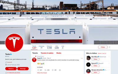 Tesla Breaks New Ground Without Spending a Dime