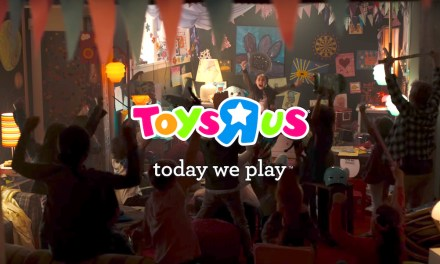 Toys 'R Us Launches New Brand Campaign