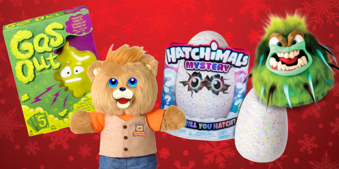 Hottest Holiday Toy Trends