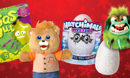 Hottest, Strangest, Grossest Toy Trends of the Holiday Season