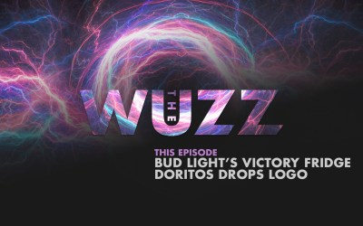 Weekly WUZZ: Bud Light's Victory Fridge and Doritos Drops its Logo